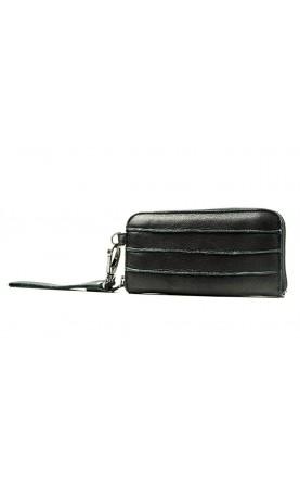 Bag2Bag Jackson wallet, zwart