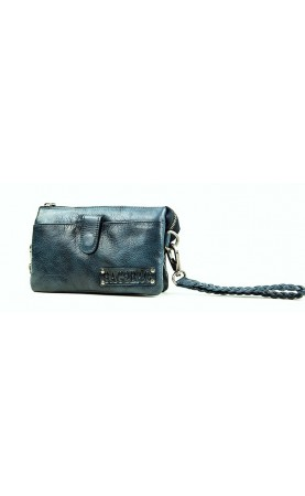 Bag2Bag Clutch Dover, blue