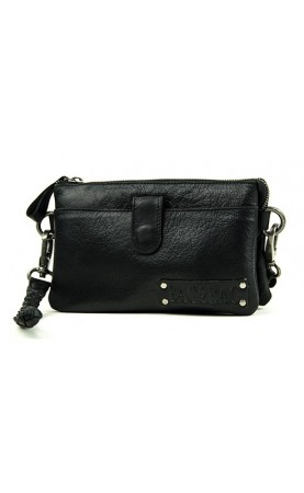 Bag2Bag Clutch Dover, zwart