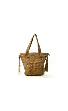 Stoere LEREN Bag2Bag Byblos...